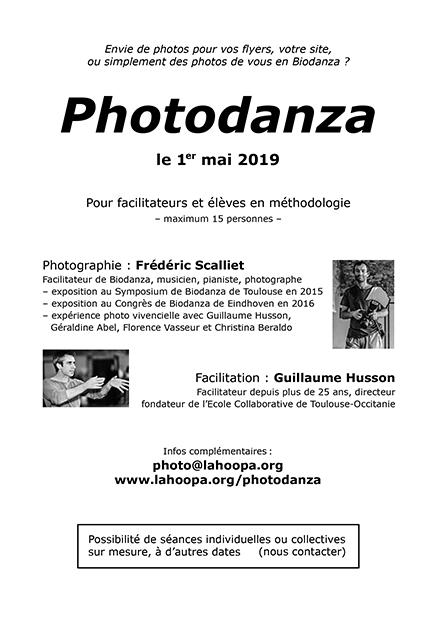 Photodanza flyer recto